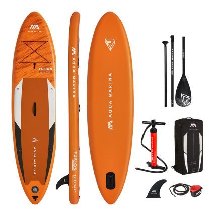 Pack SUP GONFLABLE AQUA MARINA FUSION 10.10 2021